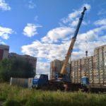 В Раменском строят новую школу