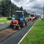 Как в Жуковском дороги ремонтируют