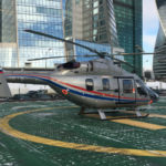 Вертолетное такси будет доставлять зрителей на МАКС