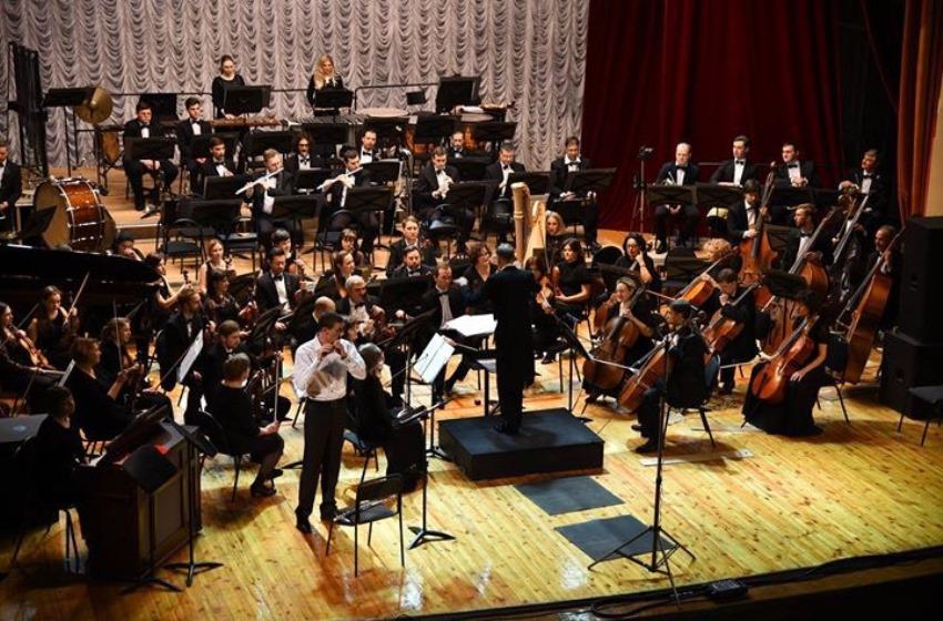 Жуковский симфонический оркестр открывает юбилейный сезон!