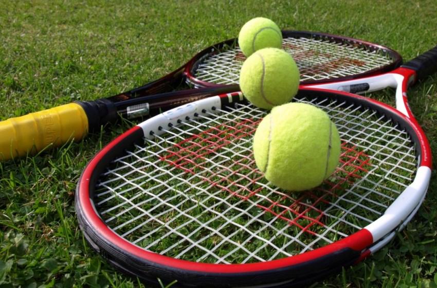 Большой теннис в Жуковском