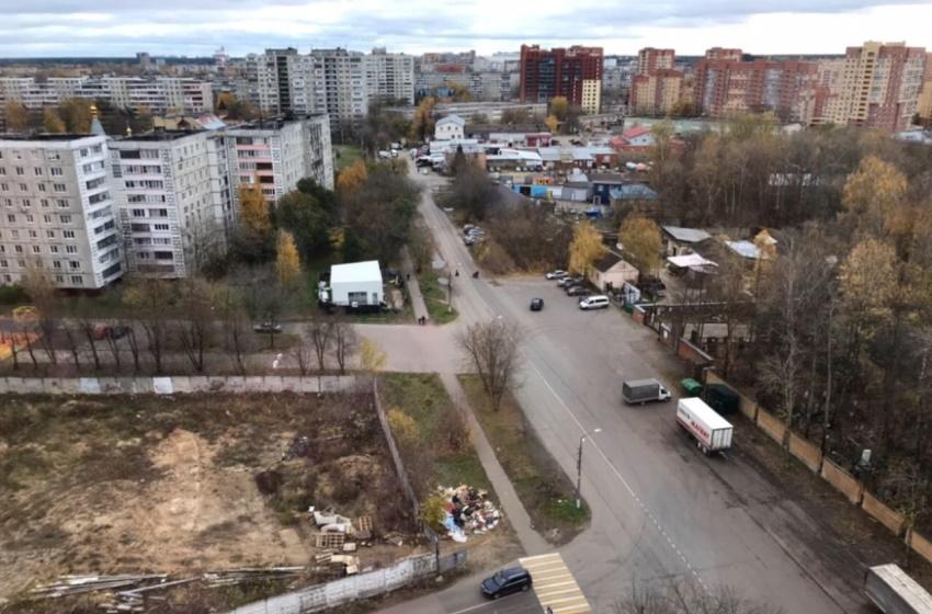 Зачем в Жуковском колхозный рынок?