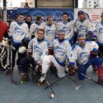 Команда «Звезда Гжели» стала чемпионом России по хоккею на роликах