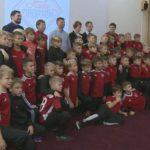 Образовательный центр для детей открыли на базе в Кратово