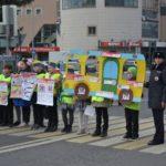 Шагающий автобус появился на дорогах Жуковского