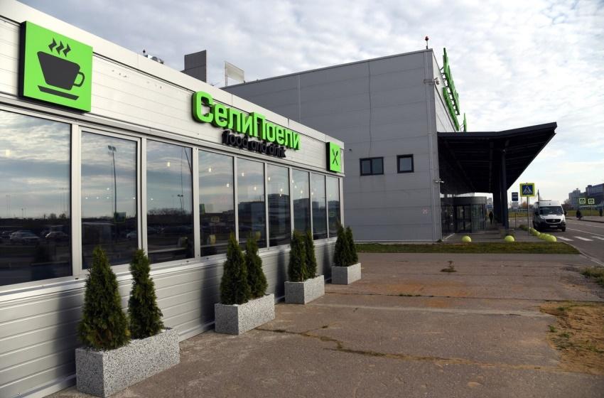Расширение аэропорта Жуковский началось с открытия кафе
