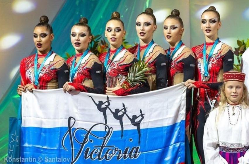 Жуковские гимнастки — лучшие!