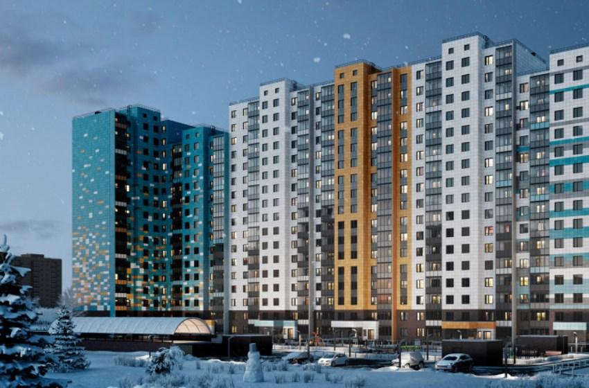 Завершено строительство дома ЖК «Флагман» в Раменском
