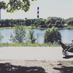Как в Раменском велодорожку не поделили