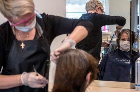 Новые правила посещения парикмахерских