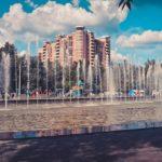 Сезон фонтанов закончился в Жуковском