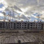 ЖК «Березовая роща» планируют достроить в 2023 г